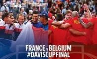 Finale de la Coupe Davis au Club